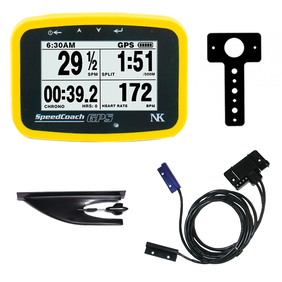 SpeedCoach GPS with Wiring & Impeller Bundle