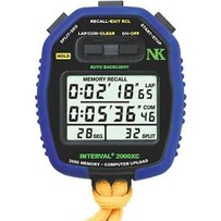 Interval 2000XC Track & Field Watch